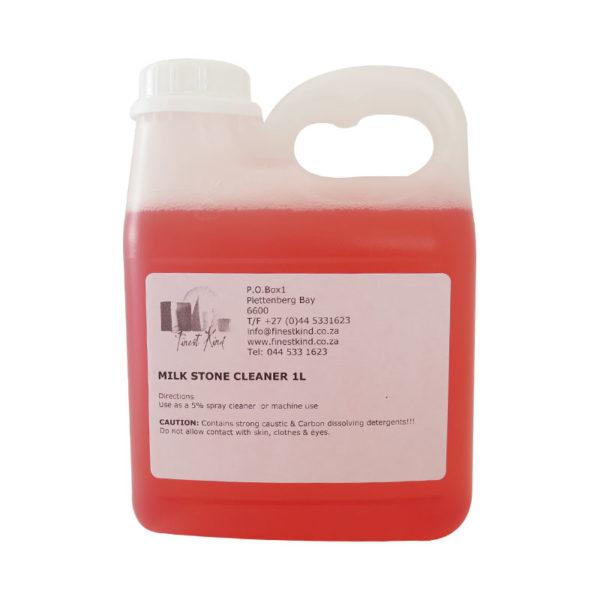 milk-stone cleaner