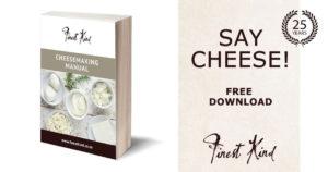 cheese making manual