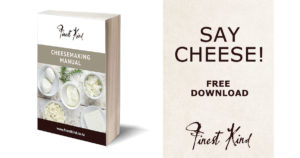 cheese making manual