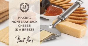 Monteray Jack cheese
