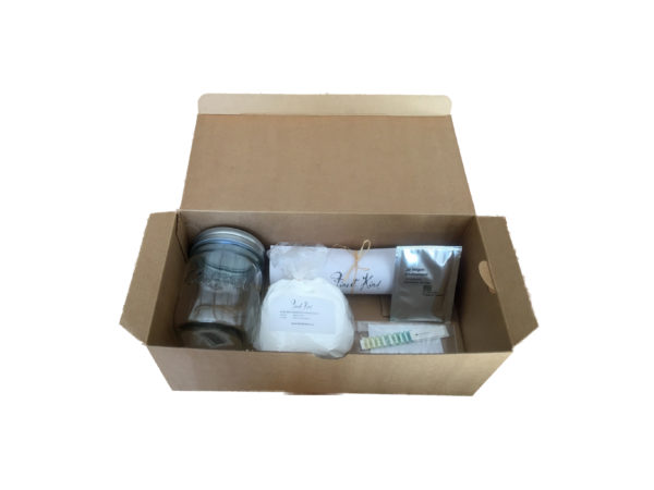 Vegan Kit Inside Box